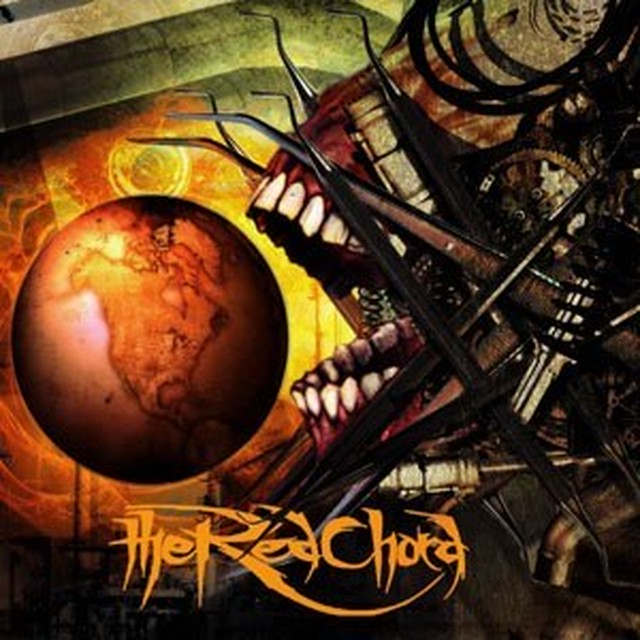 【USED】The Red Chord / Fed Through The Teeth Machine