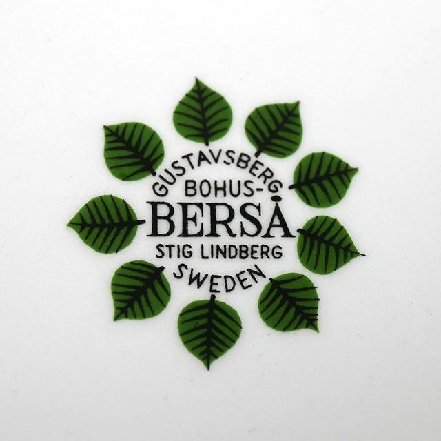 Gustavsberg グスタフスベリ Bersa ベルサ 170mm深皿-2 北欧ヴィンテージ