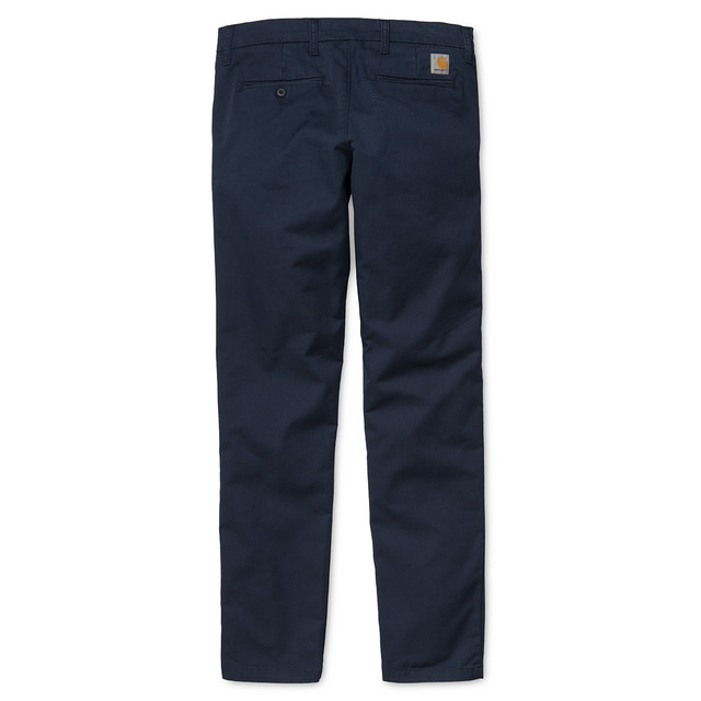 Carhartt (カーハート)VICIOUS PANT - Blue, one wash