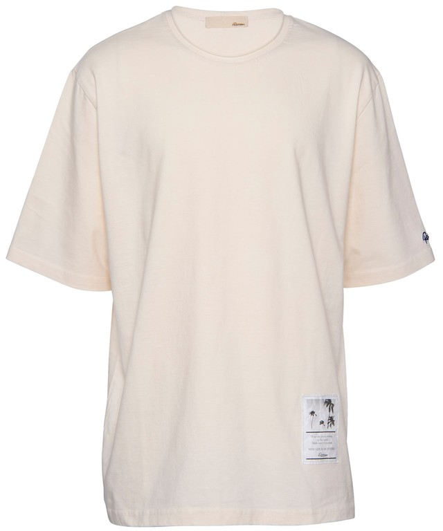 PALE COLOR BIG T-shirt[REC311]