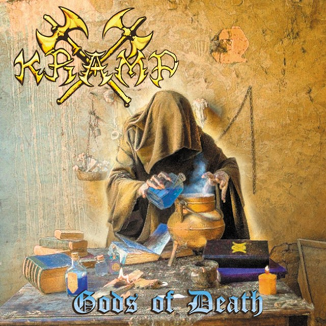 "【特典付き】KRAMP ""Gods Of Death"""