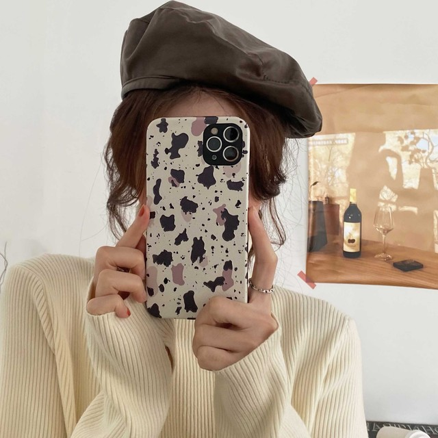 Modern art iphone case