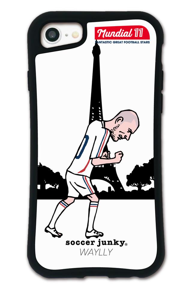 サッカージャンキー ジェリー B セット WAYLLY(ウェイリー) iPhone 8 7 XR XS X 6s 6 Plus XsMax対応!_MK_