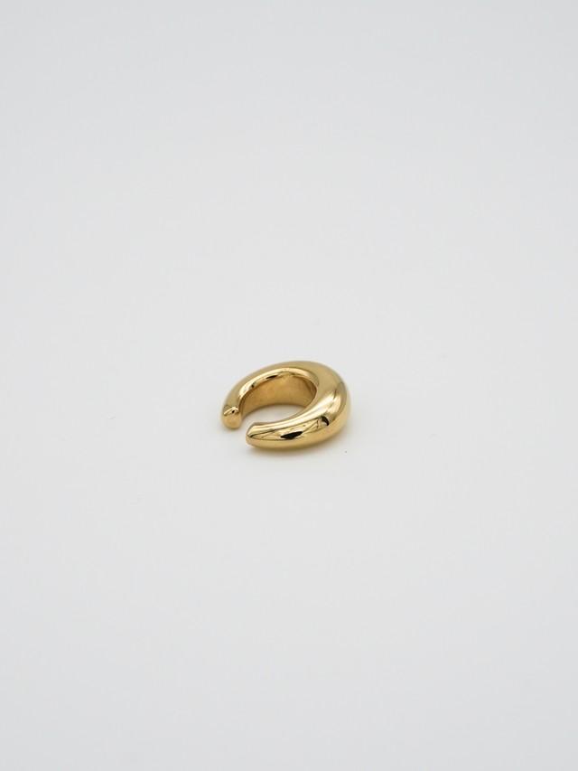 volume earcuff gold(再入荷)
