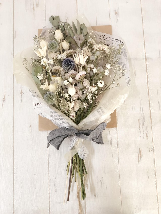 (Re:II)限定商品 / Dried Flower スワッグ Type:K)