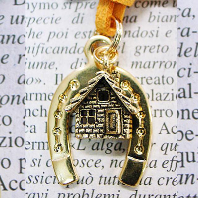 家(いえ・イエ)1 ログハウス 「家庭運・幸せが訪れる」