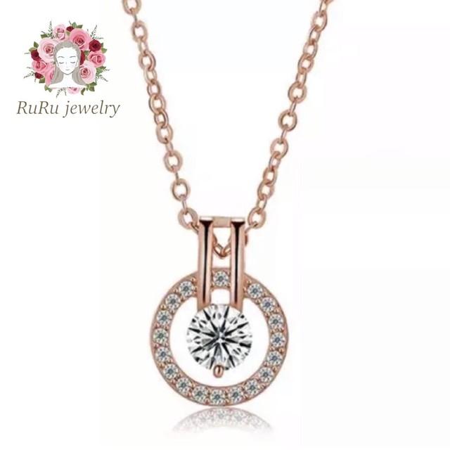 Luxury loop(necklace)