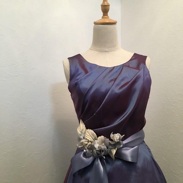Le meillture    L61016 タックドレス