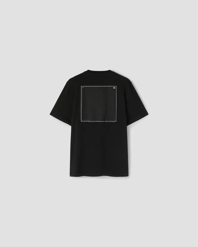 OAMC OUTLINE T-SHIRT 001 BLACK  OAMS708667