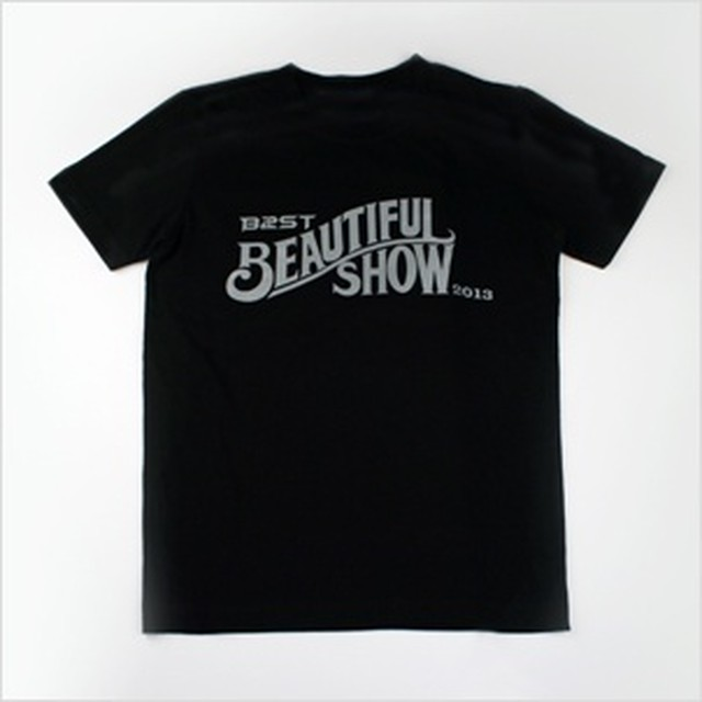 BEAST BEAUTIFUL SHOW Tシャツ
