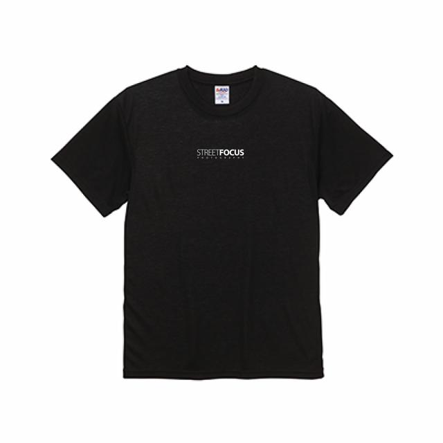 STREETFOCUS Tシャツ(ブラック)