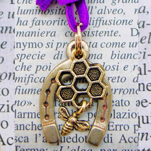 蜂(はち・ハチ)1 「幸せが何度も訪れる」