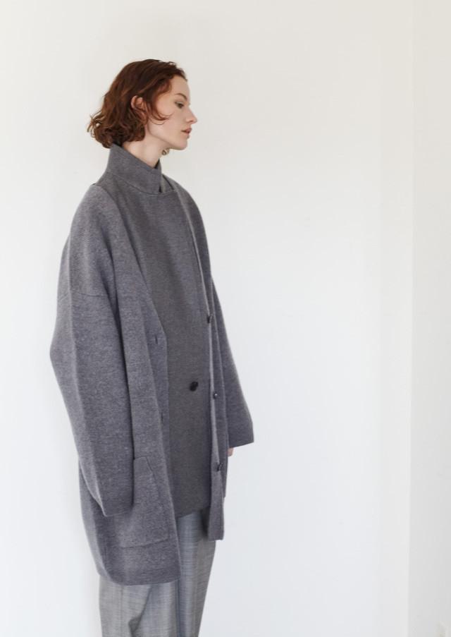 【予約】Melton singe 1B coat