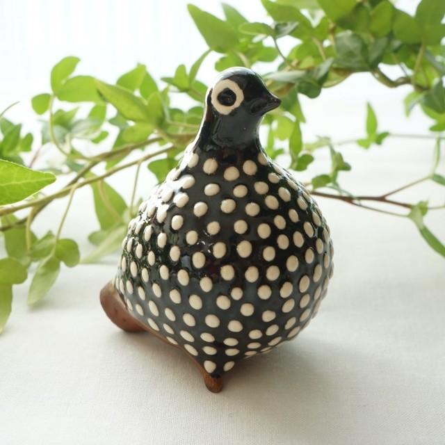 228 リトアニア 陶器の笛/鳥