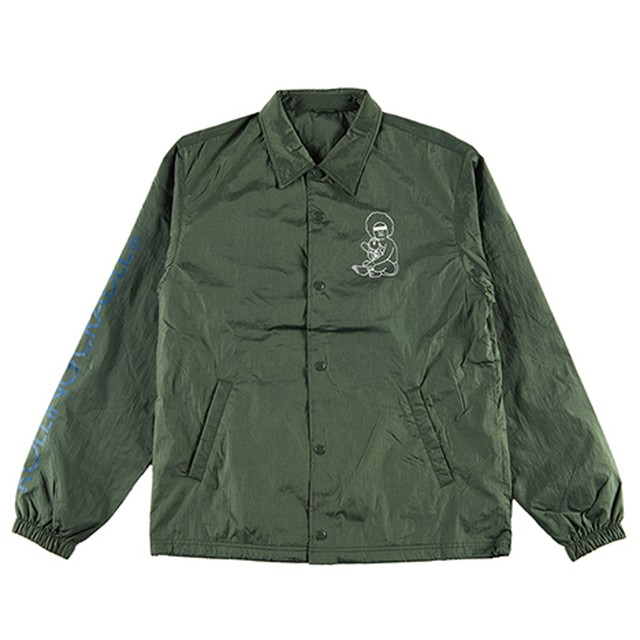 【ROLLING CRADLE | ロリクレ】BUDDY COACH JACKET / Olive