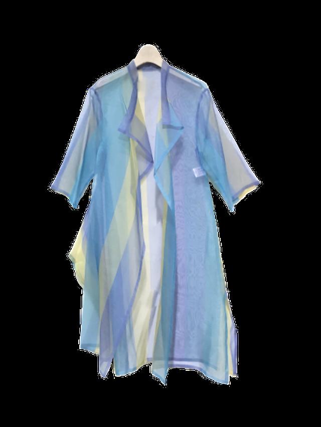 羽衣シルクブラウス【200-1119】