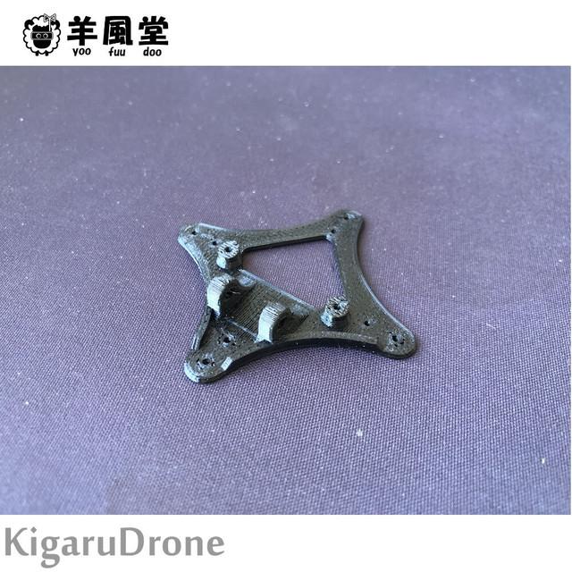 【羊風堂 yoo foo doo】 75X/85X/95X用 Case for GoPro Lite Camera(剥きプロ)用 カメラマウント 台座のみ