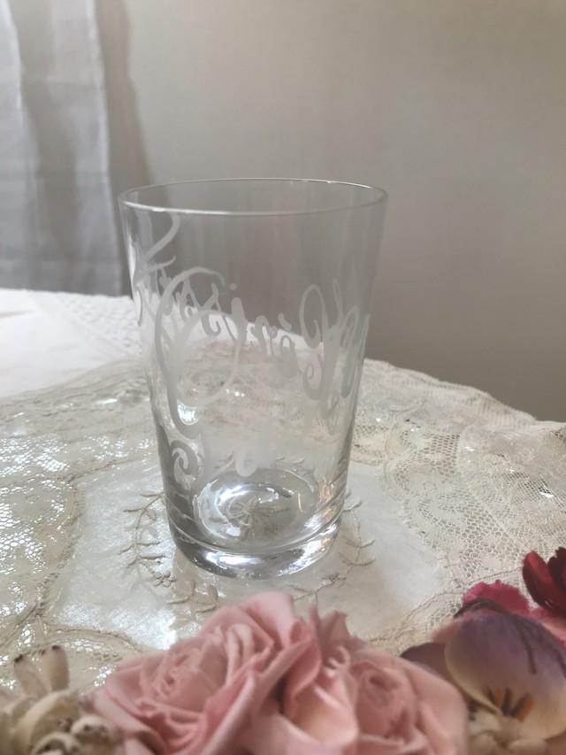 1919年 小さな可愛いグラス 在庫1