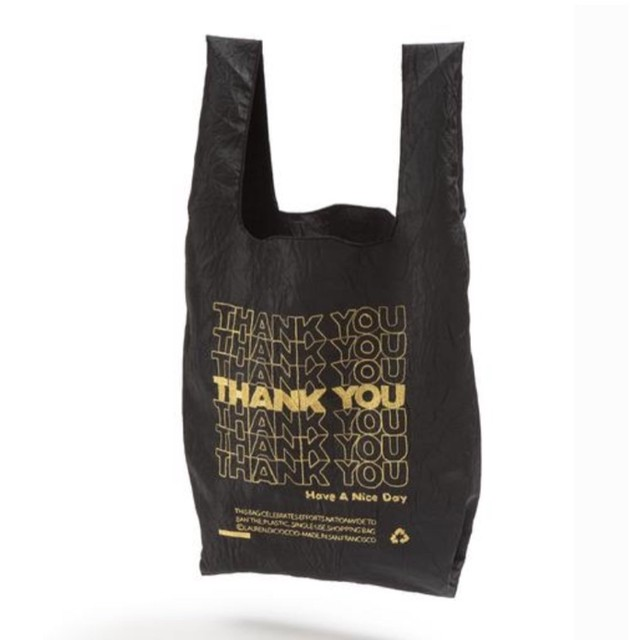 OPEN EDITIONS(TOTE-THANK YOU Gold)