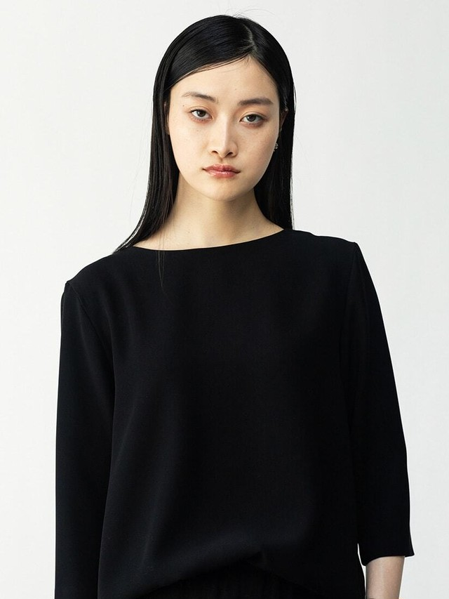 pull-over(black、navy)