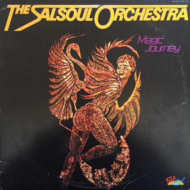 The Salsoul Orchestra ‎– Magic Journey