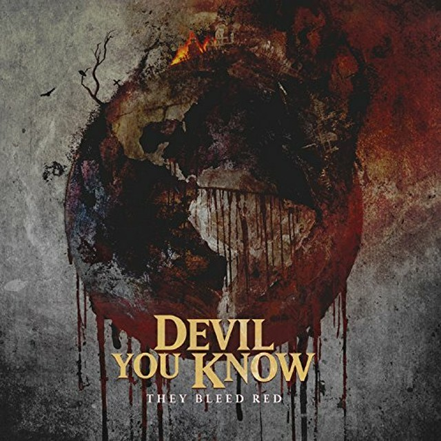 【USED】Devil You Know / They Bleed Red