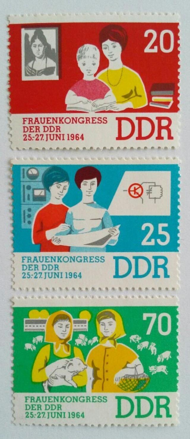 建築物 / 東ドイツ 1962