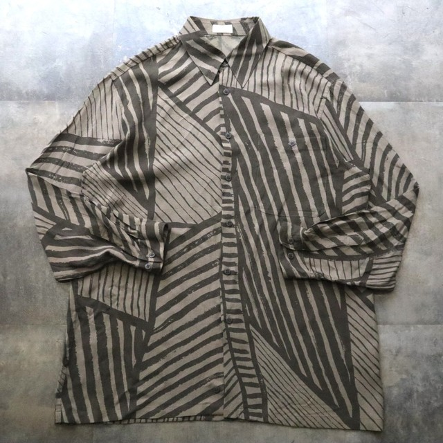 brown mode design shirt