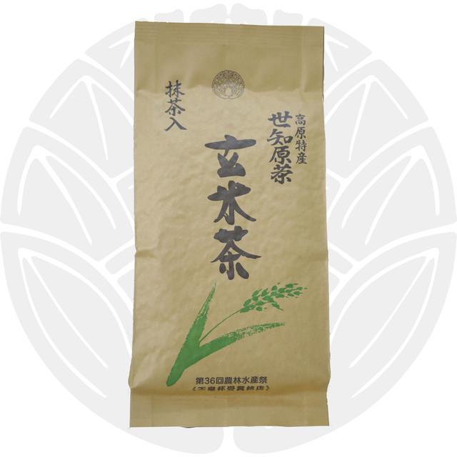 【新茶】抹茶入り玄米茶 200g袋入