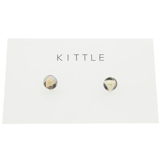 KITTLE/キトル/蕎麦の実①/ピアス14