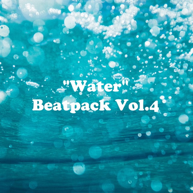 "illmore_''Water"" Beatpack Vol.4 [Non - Exclusive]"