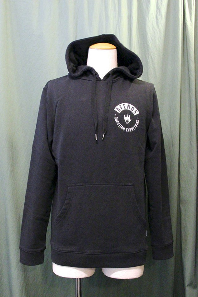 Afends Wrong Pullover Paker アフェンズ