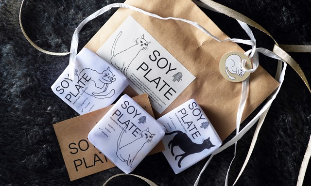 SOY PLATE | 3個入り