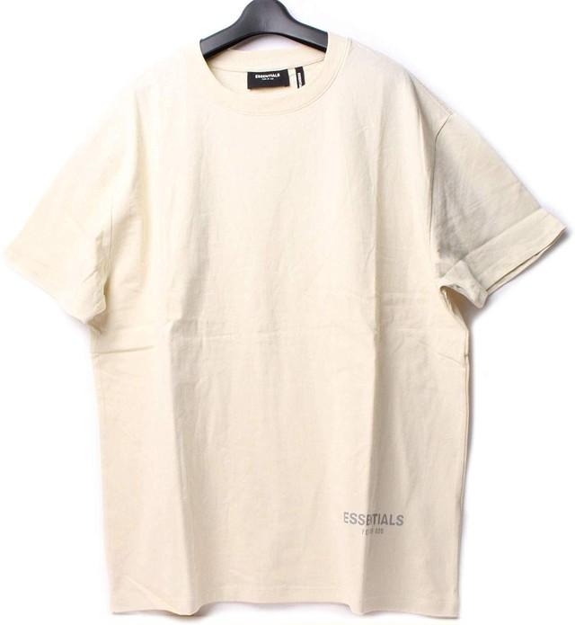 FEAR OF GOD フィアオブゴッド Essentials エッセンシャルズ Tシャツ BONE S[全国送料無料]r016842
