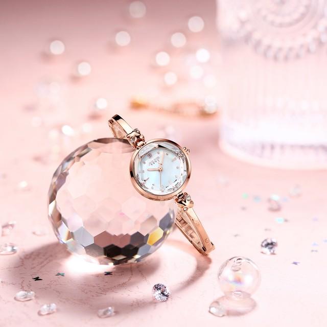 Julius AF-878(White) レディース腕時計