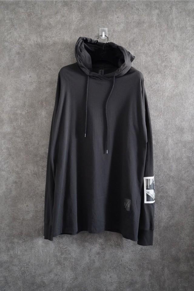 【November Special price 】 odeur studio  long sleeve  hood tee Photo