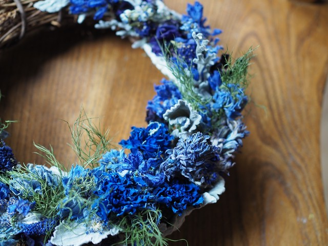 【ドライリース】Blue