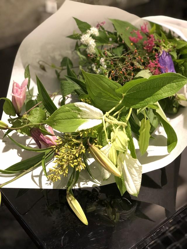 京の和花便り・ 風