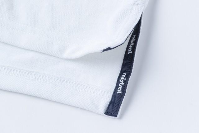 ミストラル メンズ [ ミストラルポロシャツ ] WHITE