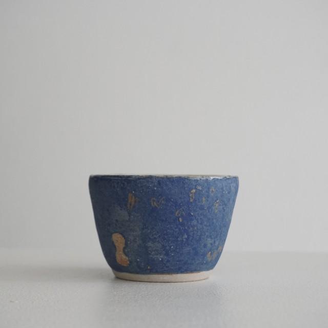 矢尾板克則 4 フリルカップ(小) ブルー