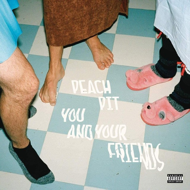 Peach Pit / You And Your Friends (LP)