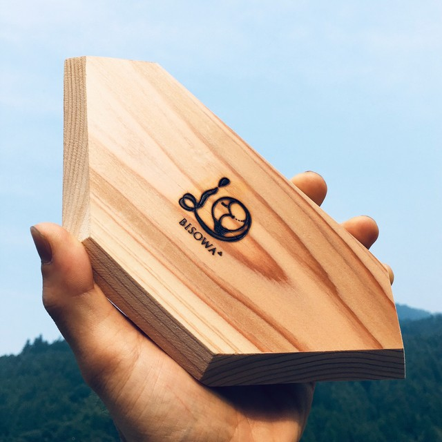 Ishi-ki board —Made in EARTH, Misakubo Japan—