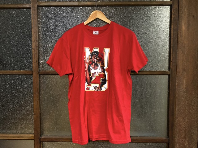 MJ CHAMPIONS TEE (RED)
