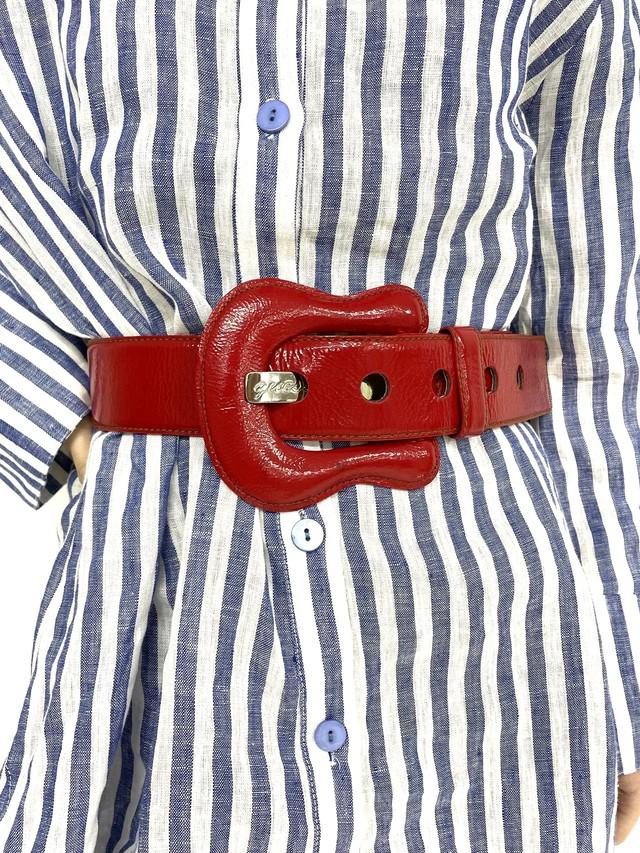 guess design belt / 3SSGD02-21