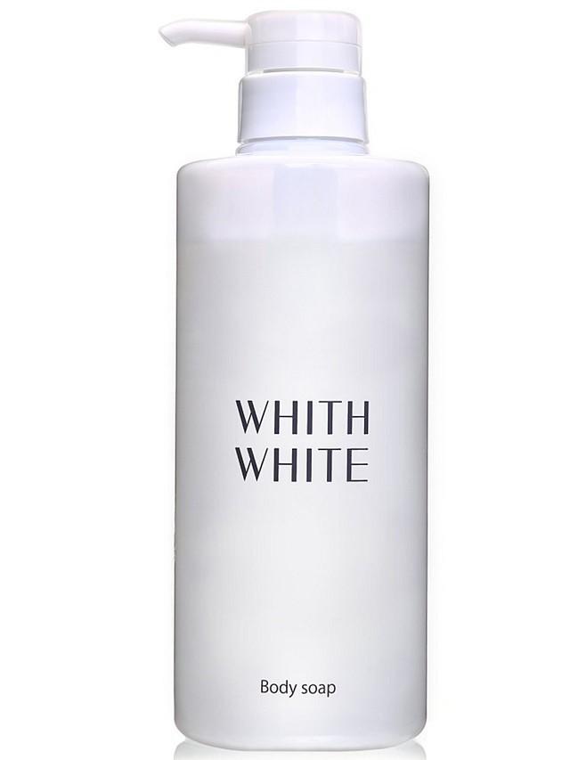 WHITH WHITE ボディソープ 450ml