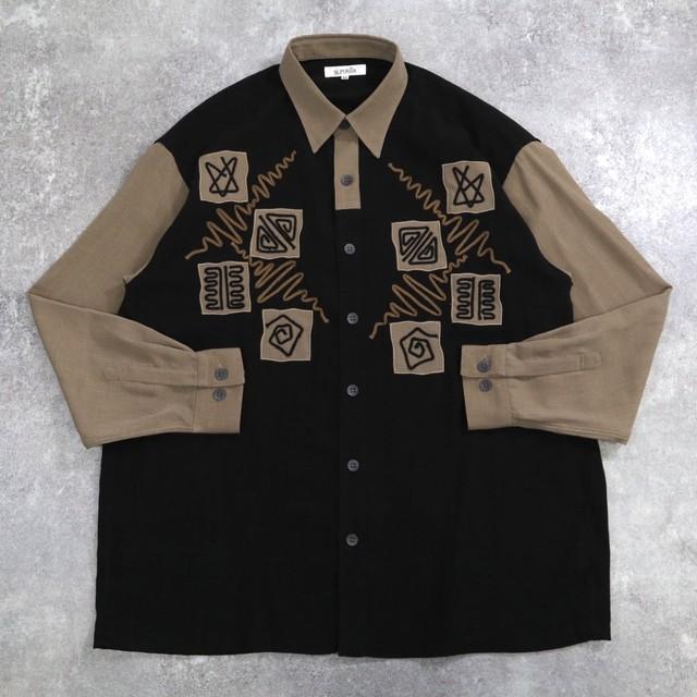 embroidery mode design shirt
