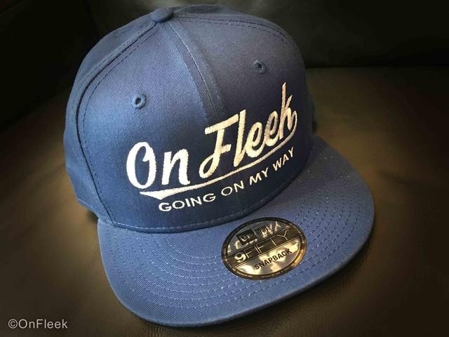OnFleek NEWERA CAP (BLUE)