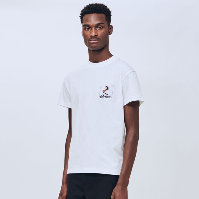 SOULLAND LUCY - T-SHIRT WHITE