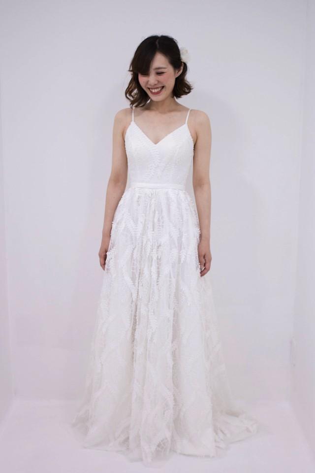 Bubble♡フィッシュテールのツーピースドレス