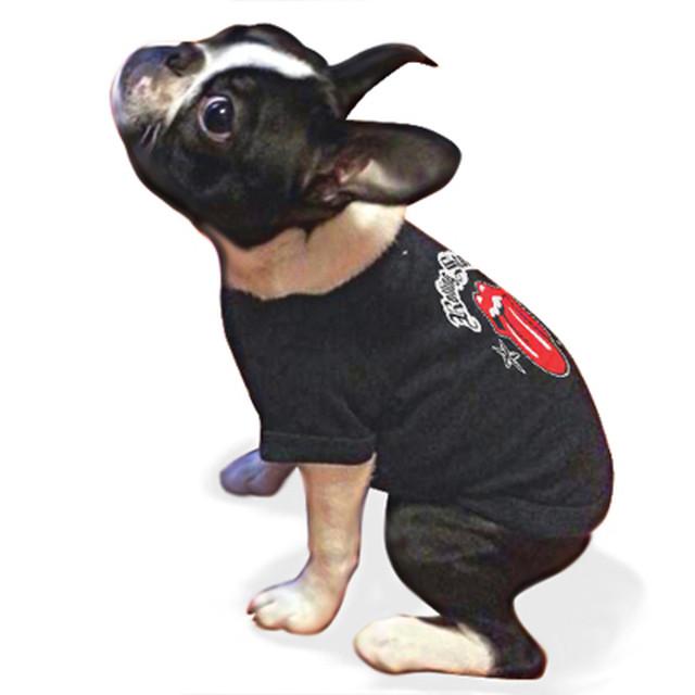 Rolling Stones Dog Tシャツ